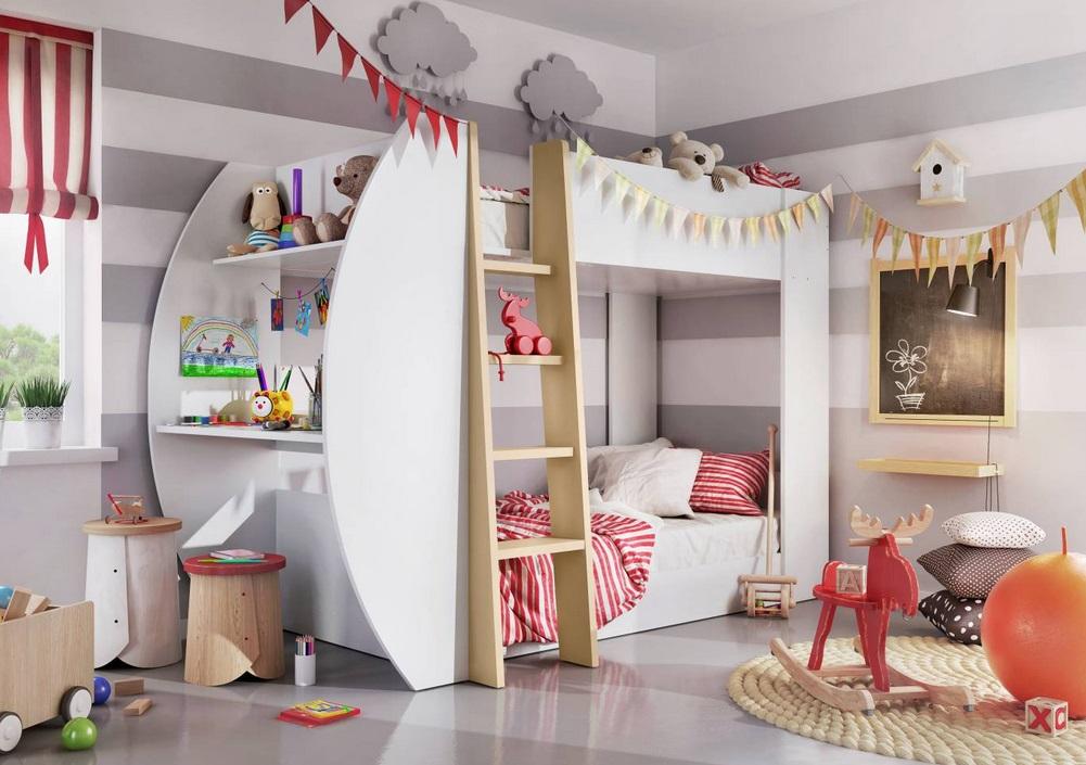 b51e6f9e0a27 Užitočné informácie pri výbere detskej postele