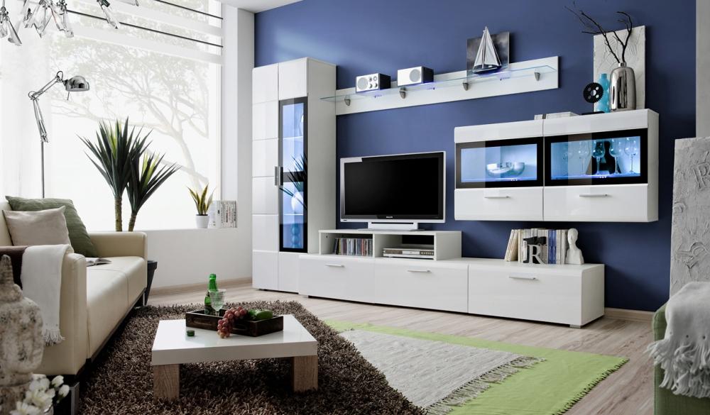 32e61c0d95a0 Môžete si zvoliť modernú obývaciu stenu